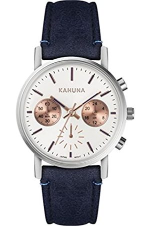 Kahuna Womens Chronograph Quartz Watch with PU Strap KLS-0385L