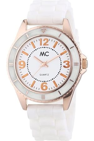 MC 50881 Women's Analogue Quartz Watch with Synthetic Strap