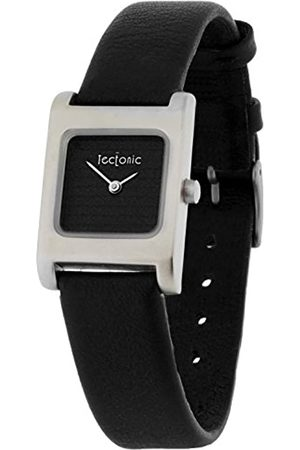 Tectonic Women's Drift Quartz Watch with Multi-Colour Analogue Display and Synthetic Leather Strap 41-1100-44