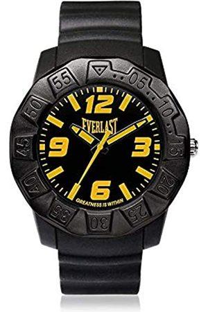 Everlast Unisex Adult Analogue Quartz Watch with PU Strap EVER33-218-001