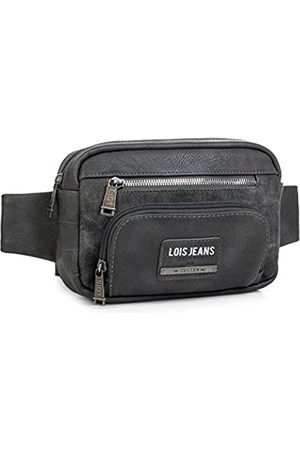 Lois Casual Waist Bag for Adjustable Waist. Zip Closure and Mobile Compartment. Trip. Great Capacity. Synthetic Skin Trip. 96510