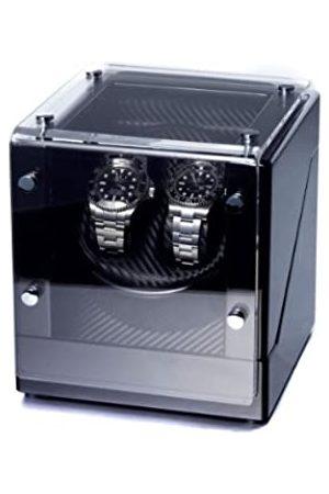 Raoul U.Braun Raoul U 1002315 Watch Winder (Watch Rotator) Screws for 1-2 Watches Carbon