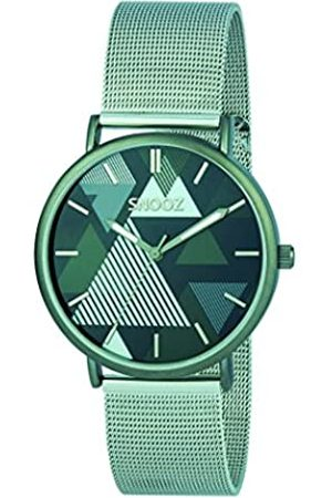 Snooz Men's Analogue Quartz Watch with Stainless Steel Strap Saa1042-68