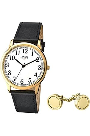 Limit Mens Analogue Classic Quartz Watch with PU Strap 5615G.45