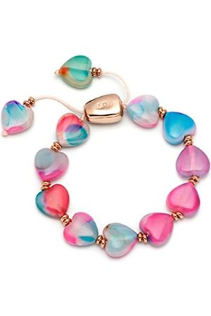 Lola Rose Madonna Candy Floss Mont Agate Bracelet of Length 20-26cm