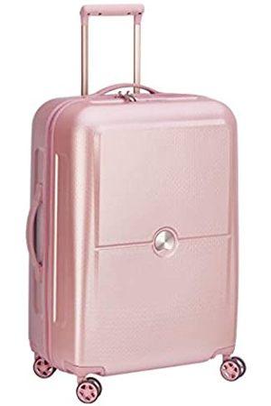 Delsey PARIS Turenne Suitcase. 65 cm. 62 liters. Pink (pivoine)