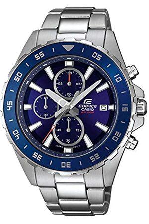 Casio Men's Chronograph Quartz Watch with Stainless Steel Strap EFR-568D-2AVUEF