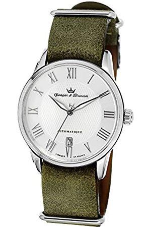 Yonger & Bresson Men's Watch YBH 1043-SN45