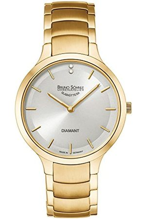 Bruno Soehnle Women's Analogue Quartz Watch with Stainless Steel Strap 17-33189-892