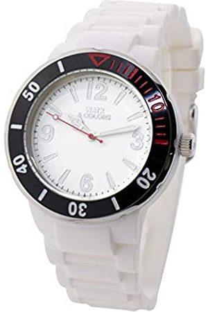 Watx Analogue Quartz Watch with Rubber Strap RWA1624-C1519