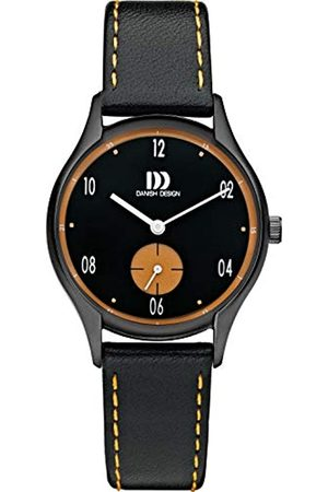Danish Design Unisex Adult Analogue Classic Automatic Watch with Leather Strap DZ120722
