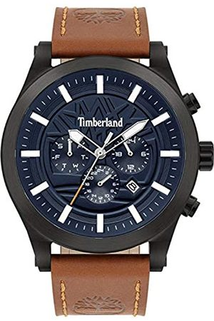 Timberland Quartz Watch with Leather Strap TBL.15661JSB/03