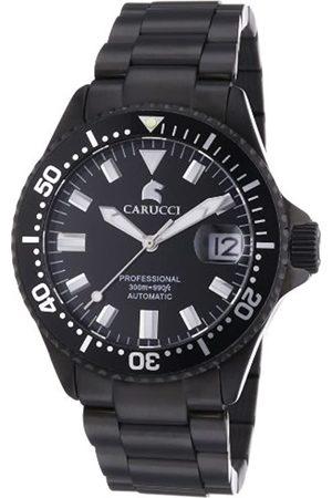 Carucci Watches Men's Watch Brindisi CA2200BK-BK