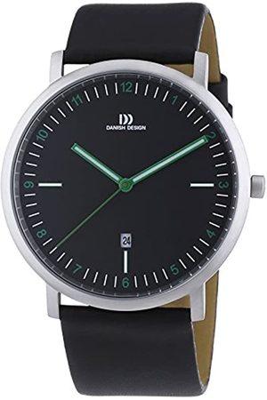 Danish Design Men's Quartz Watch 3314464 with Leather Strap