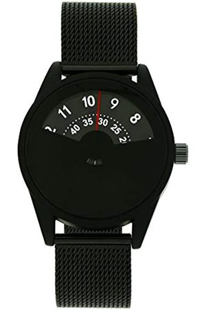 SOFTECH London Mens Analogue Classic Quartz Watch with Stainless Steel Strap M144