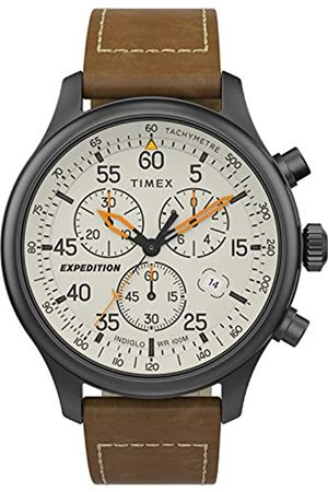 Timex Men's Expedition Field Chronograph 43 mm Watch TW2T73100