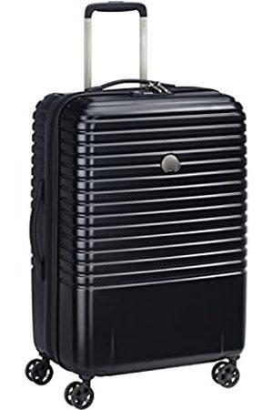 Delsey Paris Caumartin Plus Suitcase 66 Centimeters 62 (Negro)