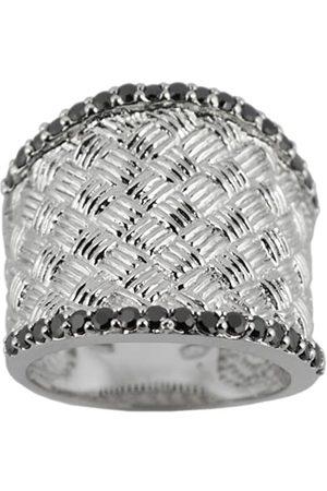 TOUS Women 925 Sterling Silver Silver Zircon Rings