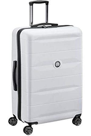 Delsey PARIS Comete Suitcase 77 centimeters 98.8 (Gris Plata)
