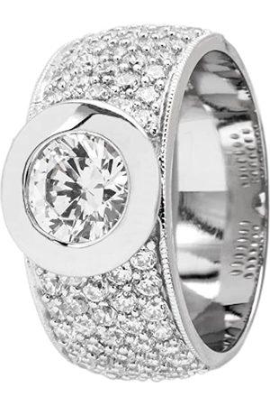 Carlo Monti Women's Ring Zirconia Crystal JCM 5010–121–5