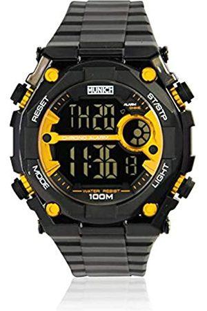 Munich Unisex Adult Digital Quartz Watch with PU Strap MU+109.1C