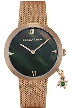 Christian Lacroix Womens Quartz Watch CLFS1820