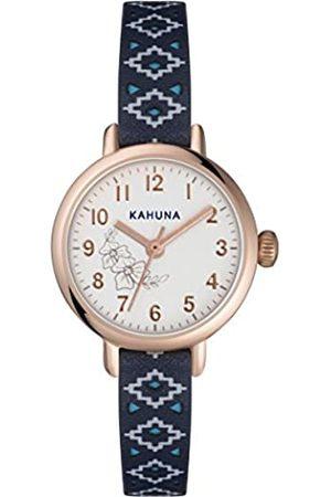 Kahuna Womens Analogue Classic Quartz Watch with PU Strap KLS-0388L