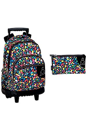 Montichelvo Backpack A.O. M&L Kiss Me School Bag