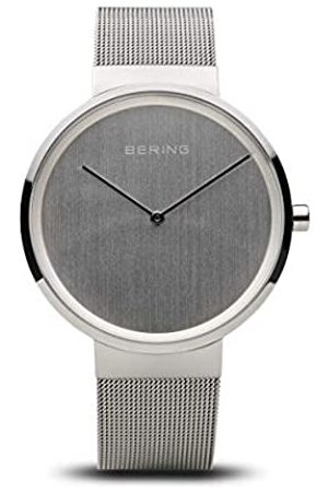 Bering Unisex Analogue Quartz Watch with Stainless Steel Strap 14526-000
