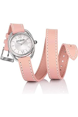 Saint Honore Women's Analogue Quartz Watch with Leather Strap 7215261AIN-PIN