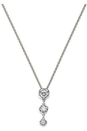 Viventy Women's Pendant Rhodium-Plated White Zirconia - 772232