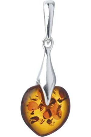 Nature d'Ambre 316340 Women's Pendant Necklace Silver 925/1000 Amber