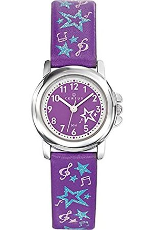 Certus Unisex Analogue Quartz Watch with PU Strap 647568