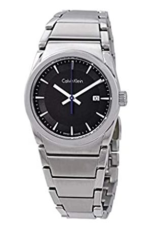 Calvin Klein Men's Analogue Quartz Watch with Stainless Steel Strap K6K33143