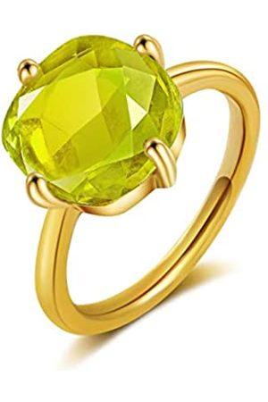 Ailoria Women Gold Plated cojín Quartz