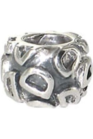 Silver Willow ChrysalisLadies' Oxidised Sterling SilverLetter 'D' Spacer
