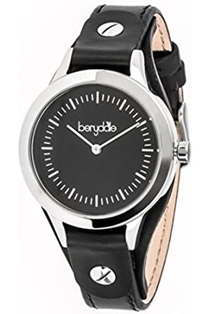 Berydale Bery Dale Ladies Watch with Leather Strap and 3 BD703 – Quartz Movement
