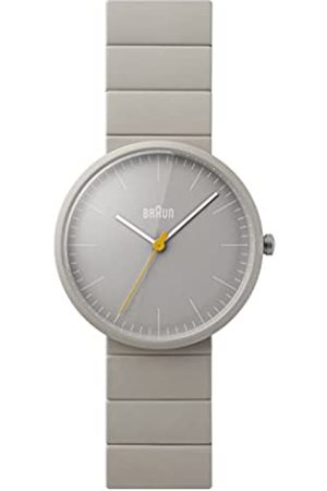 von Braun Men's Quartz Watch with Ceramic Strap and Dial Analogue Display BN0171BKBKG