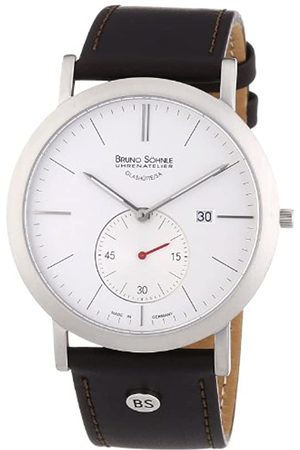 Soehnle Bruno Söhnle Men's Analogue Quartz Watch with Leather Strap – 17-13086-245
