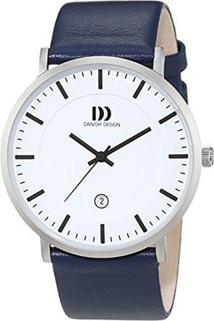 Danish Design Men's Quartz Watch 3314514 with Leather Strap