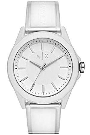 Armani Quartz Watch with Plastic Strap AX2630
