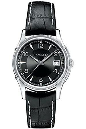 Hamilton Men's Analogue Quartz Watch with Leather Strap H32411735