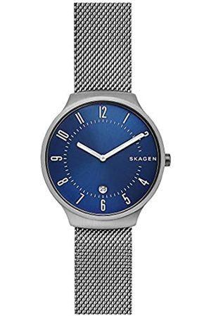 Skagen Mens Analogue Quartz Watch with Stainless Steel Strap SKW6517