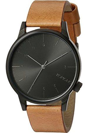 KOMONO Men's Analogue Quartz Watch with Polyurethane Strap – KOM-W2253