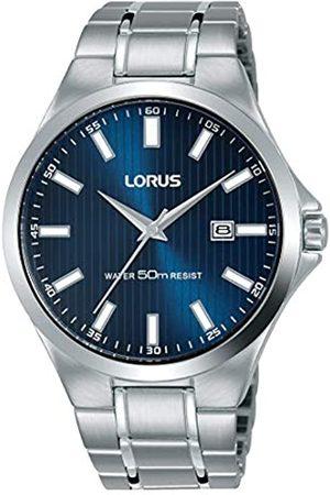 Lorus Mens Analogue Quartz Watch with Stainless Steel Strap RH993KX9