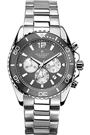 Accurist Mens Chronograph Watch with Stainless Steel Strap 7207.01