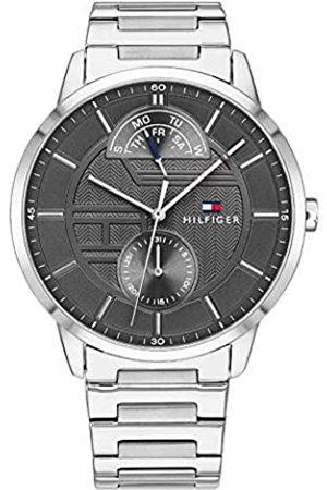 Tommy Hilfiger Mens Multi dial Quartz Watch with Stainless Steel Strap 1791608