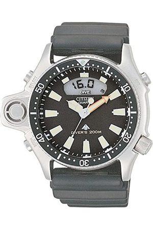 Citizen Men's Analogue Quartz Watch with Rubber Strap JP2000-08E