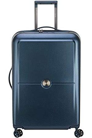 Delsey PARIS Turenne Suitcase. 70 cm. 81.2 liters. (bleu nuit)