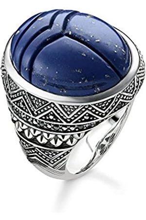 Thomas Sabo Unisex Silver Engagement Ring - TR2205-534-1-54